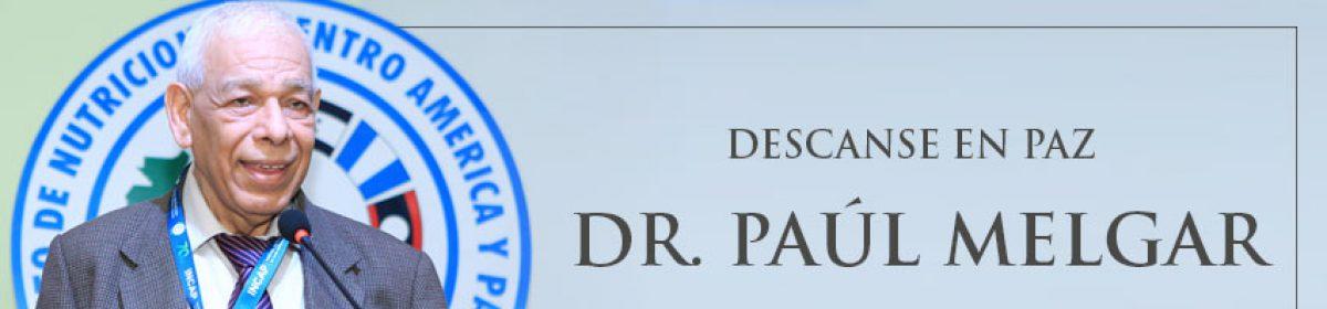 Blog Dr. Paúl Melgar