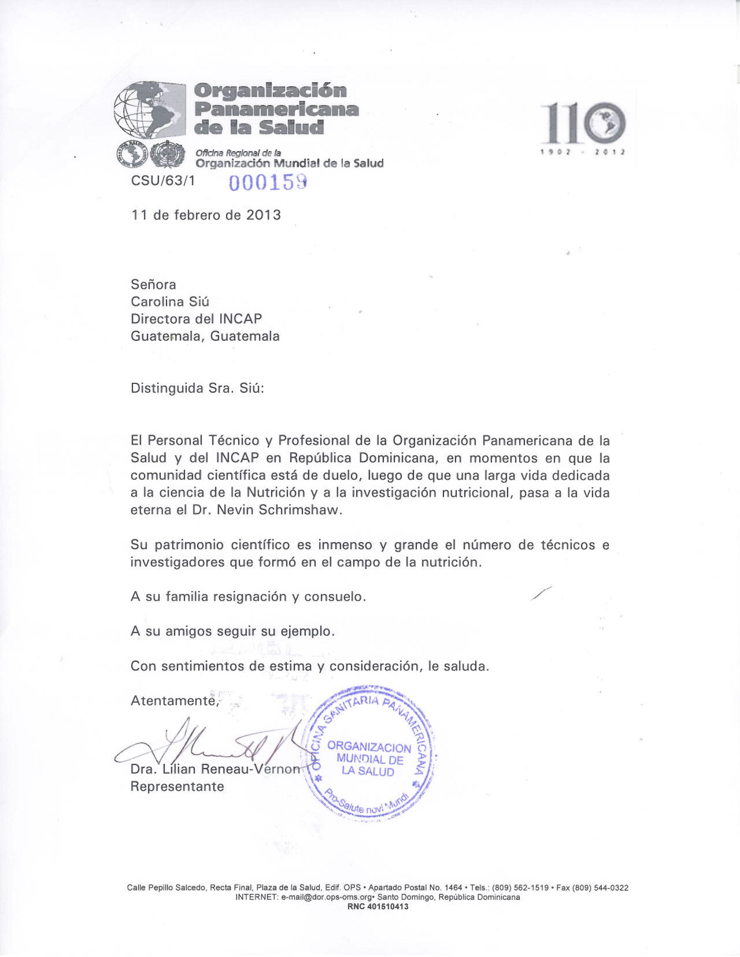 Carta De Representacion Funfndroid
